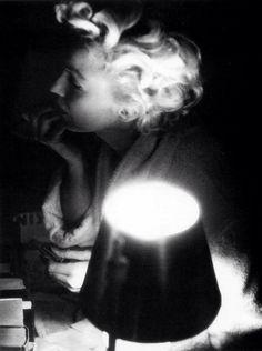 Marilyn Monroe by Milton Greene, 1957
