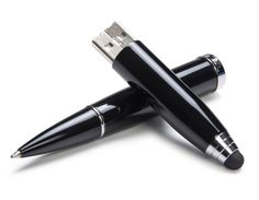 78% Discount: Ballpoint Pen with Stylus and 8GB 2.0 USB Flash Drive