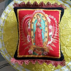 Check out this item in my Etsy shop https://www.etsy.com/uk/listing/468842544/our-lady-of-guadalope-decorative