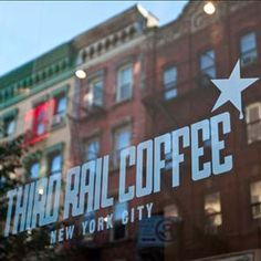Third Rail Coffee, New York, NY 159 Second Avenue New York, NY 10003
