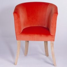 Perfect Elegantly Shaped And Extremely Comfortable, Traditionally Upholstered Tub  Chairs Made To Order. Good Ideas
