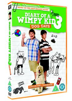 diary of a wimpy kid dog days essay