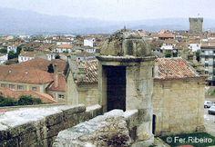 Chaves - Centro Histórico - Vista Parcial da Cidade