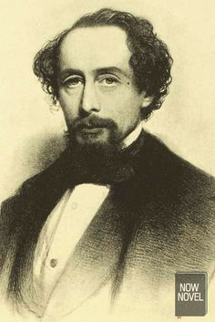 Portrait of Charles Dickens for blog post on what makes a story good