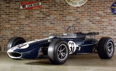 1966 All American Racers Gurney Eagle Indy Car  - Love to bet on sports? Start here !!!