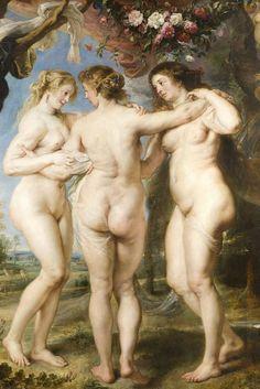 52 Times Western Art History Was Hella Body Positive (NSFW)