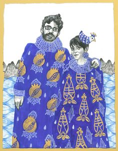 my wedding card by Saba Niknam