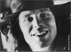 Jim Morrison - Not many pictures of him smiling