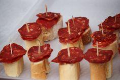 Spicy Spanish Chorizo.