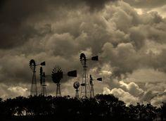 Windmill Museum, Lubbock, TX - 05/11/12 - Photo credit to docshovel39