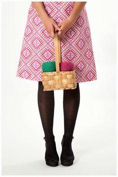 Vestido algodón estampado Dress, Printed Cotton, Clothing