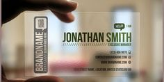 30 Unconventional Business Cards