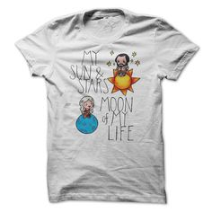 My Sun & Stars My Sun and Stars ... Moon of My Life <3   https://www.sunfrogshirts.com/My-Sun-Stars-ladies.html?29155&Campaign_pin