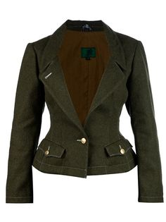 JEAN PAUL GAULTIER VINTAGE Tailored Jacket