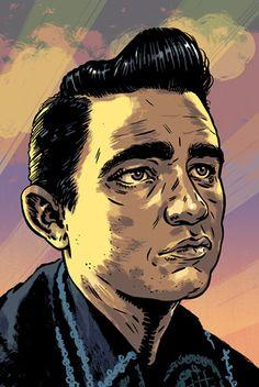 Benjamin Güdel—Johnny Cash