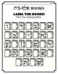 Aleph Bet Coloring Pages Bet Coloring Pages Coloring Pages Bet ...