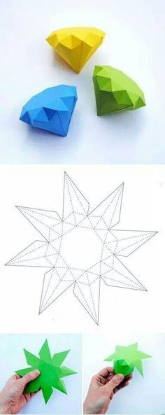 Con forma de triangulo