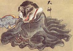 Japanese Youkai: folklore creatures in Edo era art