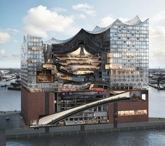 Hamburg's industrial waterfront has experienced extraordinary changes over the last century and a half, and no building better represents this than Herzog & de Meuron's new Elbphilharmonie concert hall, which opened this week. The multi-use structu...