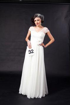 Miranda award winning gown from Bertossi Brides at Paddington Weddings  www.paddingtonweddings.com.au