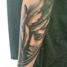Untitled - Bohemian - My best tattoo list Lock Tattoo, Piercing Tattoo, Piercings, Tattoo Girls, Girl Tattoos, Tattoos For Guys, Tatoos, Full Sleeve Tattoos, Sleeve Tattoos For Women