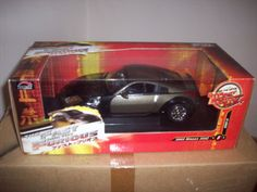 1:18 Fast and Furious Tokyo Drift 2003 Nissan 350Z Series 01 No5 Green | eBay
