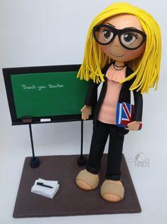 maestra personalizada gafas