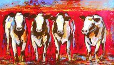 Koeien Painting, Art, Art Background, Painting Art, Kunst, Paintings, Performing Arts, Painted Canvas, Drawings