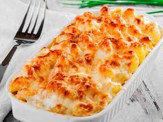 Макароны с сыром в духовке | Вкусно готовим дома