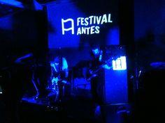#VayaFuturo en el #FestivalAntes en el #BahíaBar