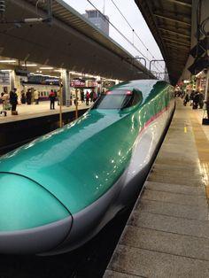 E5系  東京駅