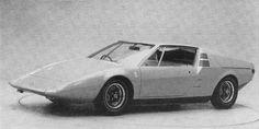 1969 ISUZU Bellett MX1600