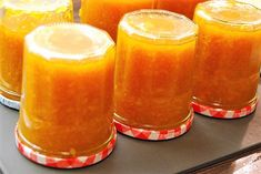 Pumpkin-orange jam should be made in winter time for the summer use. Diabetic Recipes, Diet Recipes, Orange Jam, Torte Cake, Hungarian Recipes, Diy Food, Chutney, Preserves, Pumpkin
