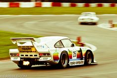 Porsche 935 Apple Sports Car Racing, Race Cars, Nascar, Singer Porsche, Porsche 935, Car Wrap, Courses, Grand Prix, Rally