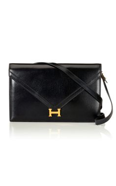 Hermes Lydie Clutch ...dreaming...$3,800..looks so classic and Rachel Bilson said it was one of her favorite purses!