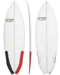 HAYDENSHAPES MERLOT SURFBOARD - WHITE on http://www.surfstitch.com