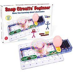 Snap Circuits Snap Circuit Beginner Electronic Discovery ... https://www.amazon.com/dp/B011M0XXXM/ref=cm_sw_r_pi_awdb_x_T.K7zbR16SPMA
