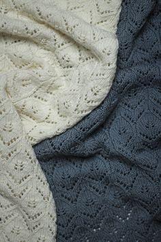 Når noget vokser - Tæppe Knitting Blogs, Knitting For Kids, Baby Knitting Patterns, Kids Blankets, Knitted Blankets, Baby Barn, Handmade Scarves, Lang Yarns, Knitting Accessories