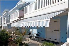 mediterranean window awnings - Google Search