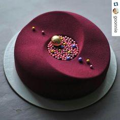 Amazingly shaped and textured bundt cake