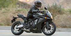 2014 CBR650F Overview - Honda Powersports