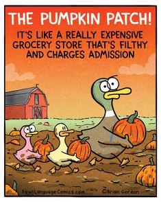 Bonus Panel Fowl Language Comics, Mommy Humor, Kid Memes, Funny Jokes, It's Funny, Hilarious, Disney Memes, Halloween Fun, Halloween Humor