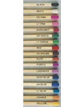 I'll take a box of each, please. custom colored matches from Maryland Match cc @Katie Armour @Amy Branch Munn @Jess Graves