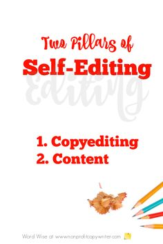 Self-editing made simple with Word Wise at Nonprofit Copywriter.