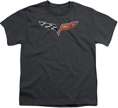 C6 Corvette Youth Kids T-Shirt