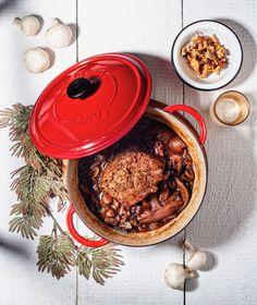 Greek Recipes, All Things Christmas, Hummus, Ethnic Recipes, Food, Essen, Greek Food Recipes, Meals, Yemek