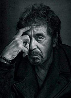 Al Pacino Portrait-cinema print on canvas, print on wood, print on steel or print on paper Al Pacino, Black And White Portraits, Black And White Photography, Fotografia Pb, Foto Art, Celebrity Portraits, Portrait Inspiration, Portrait Ideas, Daily Inspiration