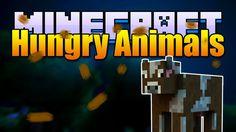 Hungry Animals Mod