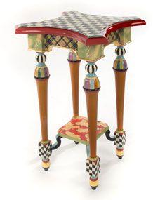 MacKenzie-Childs Tango Table