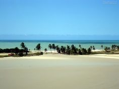 Praia de Cumbuco, Ceará, Brasil